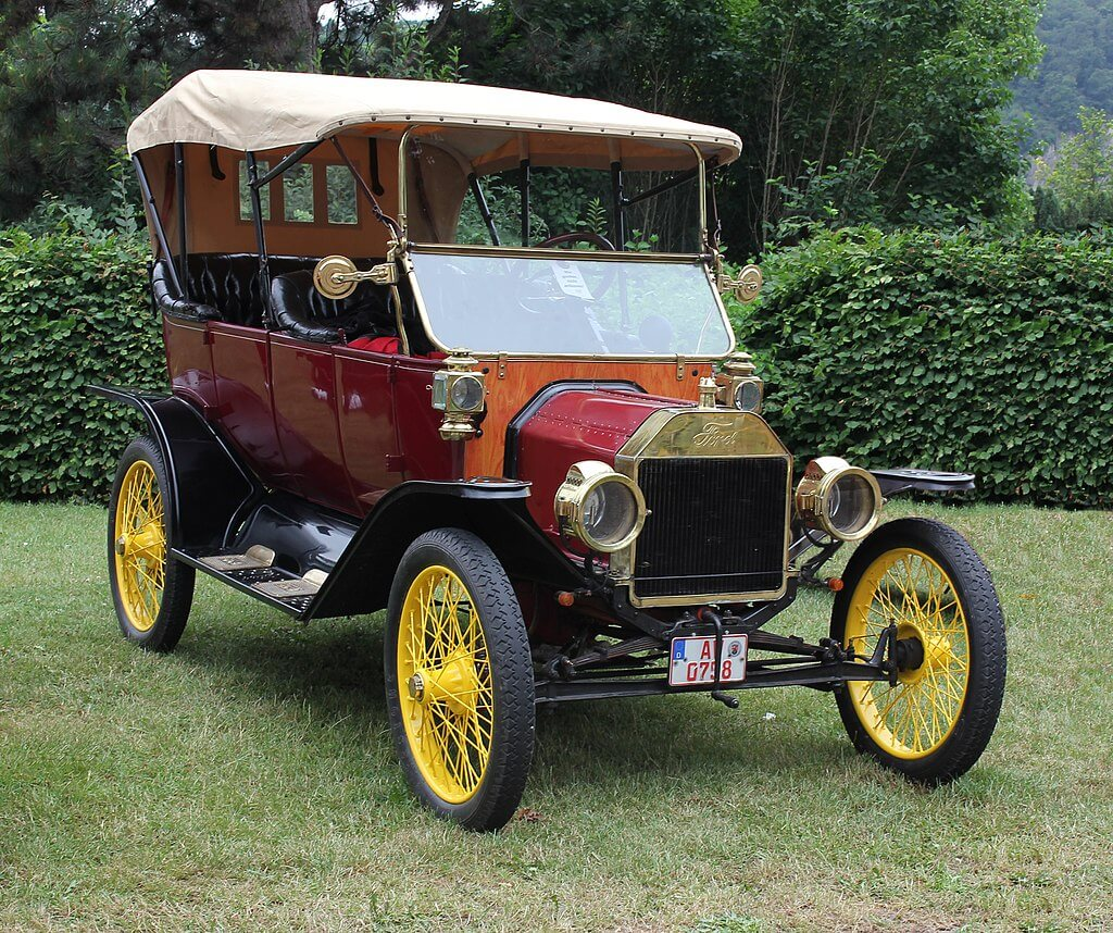 Ford T Bj._1912