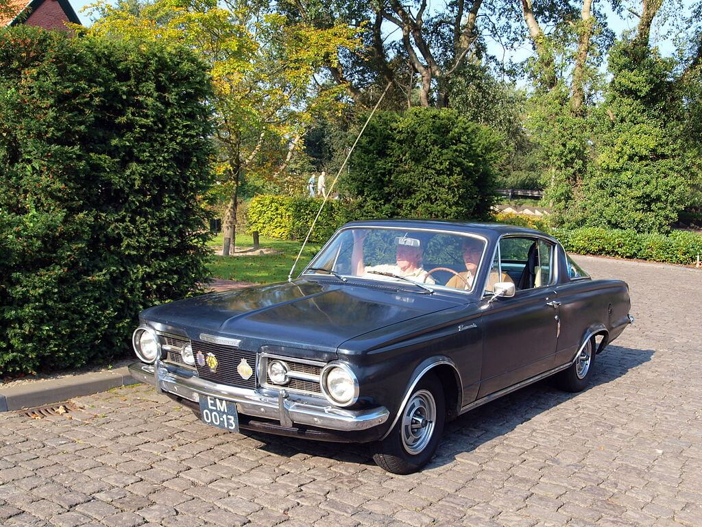 1965 Valiant Barracuda